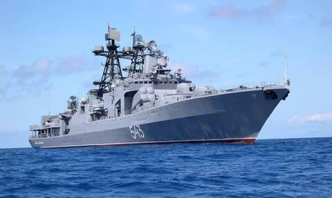 Θρίλερ στην ανατολική Μεσόγειο: Ρωσικές ασκήσεις με πραγματικά πυρά μέσω τουρκικών NAVTEX