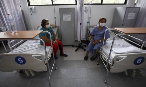Κορονοϊός στο Μεξικό: 575 θάνατοι και 4.921 κρούσματα μόλυνσης σε 24 ώρες