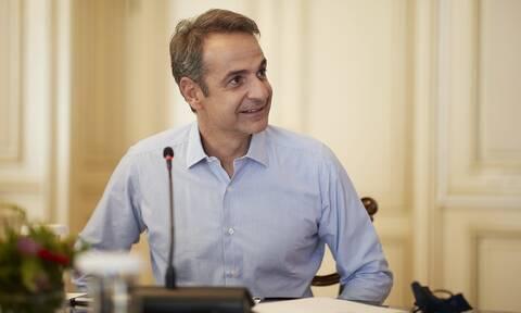 Στη Θεσσαλονίκη σήμερα ο Κυριάκος Μητσοτάκης - Το πρόγραμμα του πρωθυπουργού