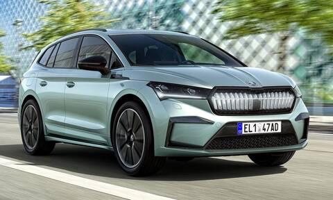 Enyaq iV: Tο πρώτο ηλεκτρικό SUV της Skoda - Από 33.800 ευρώ στη Γερμανία
