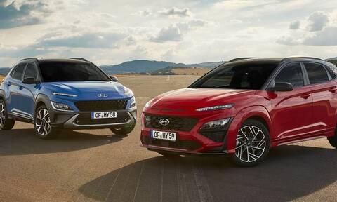 Αυτό είναι και επίσημα το ανανεωμένο Hyundai Kona