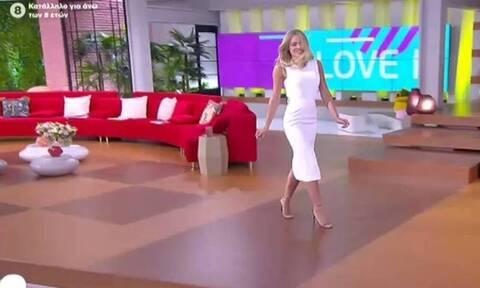 Ιωάννα Μαλέσκου: Τι νούμερα τηλεθέασης σημείωσε το Love it την Τετάρτη;