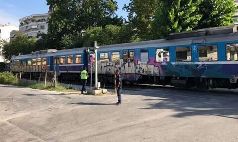 Τρίκαλα: Ηλικιωμένη παρασύρθηκε από τρένο