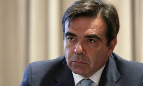 Μαργαρίτης Σχοινάς: «Ευκαιρία για διάλογο με Τουρκία μέχρι 25 Σεπτέμβρη»