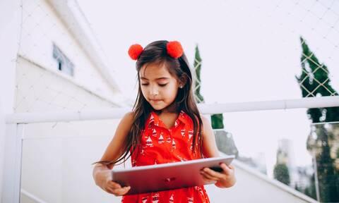 Παιδιά & χρήση τάμπλετ: Τι λένε οι ειδικοί
