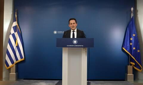 Πέτσας σε Άγκυρα: Η Ελλάδα δεν τρομοκρατείται, δεν σύρεται και δεν εκβιάζεται