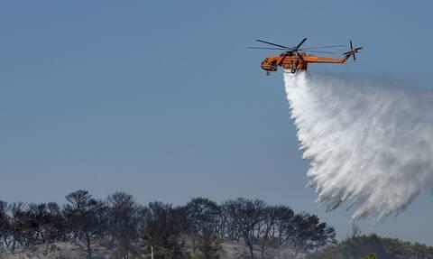 Μήνυμα 112: Προσοχή! Υψηλός κίνδυνος πυρκαγιάς στην Αττική την Παρασκευή