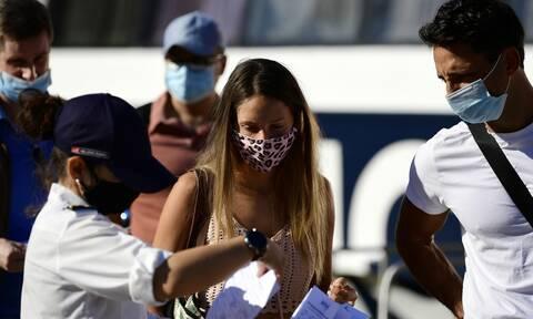 Κορονοϊός: Στο «κόκκινο» και πάλι η Αττική - Πού εντοπίζονται τα νέα κρούσματα