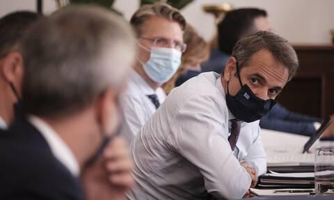 ΔΕΘ 2020: Τι συζήτησαν Μητσοτάκης - Παραγωγικοί φορείς