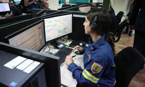 Μήνυμα 112: Προσοχή! Υψηλός κίνδυνος πυρκαγιάς και στη Θεσσαλονίκη την Παρασκευή