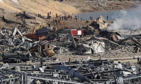 Έκρηξη στη Βηρυτό: Ίχνη ζωής κάτω από χαλάσματα ένα μήνα μετά