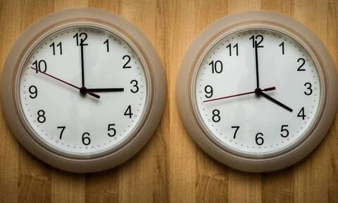 Αλλαγή ώρας 2020: Πότε θα γυρίσουμε τα ρολόγια μας μία ώρα πίσω