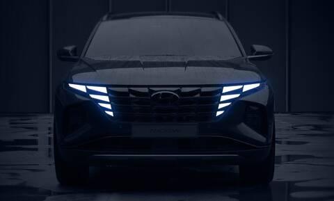 Hyundai Tucson: Θα παρουσιαστεί 15 Σεπτεμβρίου με εντυπωσιακή σχεδίαση και δύο μεταξόνια