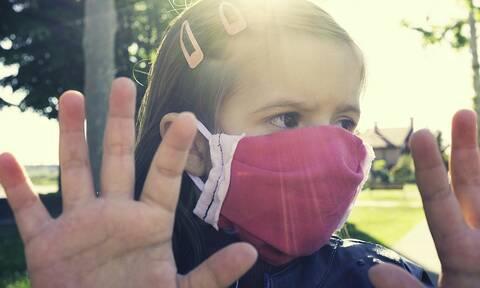 Πώς θα μάθει να τηρεί το παιδί τα μέτρα προστασίας στο σχολείο;