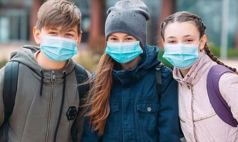 Ασυμπτωματικά παιδιά μπορούν να μεταδίδουν τον ιό για εβδομάδες