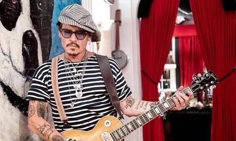 Johnny Depp: Αυτή είναι η νέα του σύντροφος (photos)