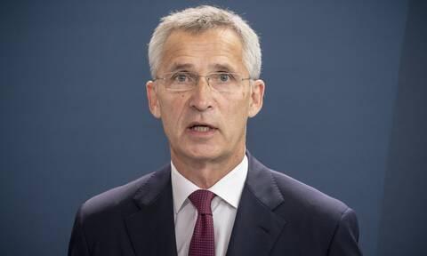 Στόλτενμπεργκ: Δεν υπάρχει συμφωνία Ελλάδας - Τουρκίας, έχουν ξεκινήσει τεχνικές συζητήσεις