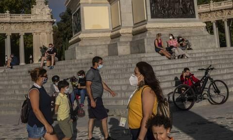 Κορονοϊός - Ισπανία: Νέα μέτρα κατά της πανδημίας στην Μαδρίτη