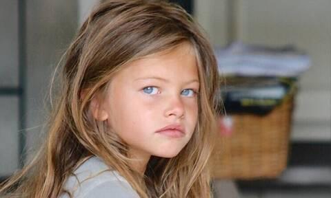 Το πιο όμορφο κορίτσι στον κόσμο είναι σήμερα 19 ετών και πρέπει να το δεις