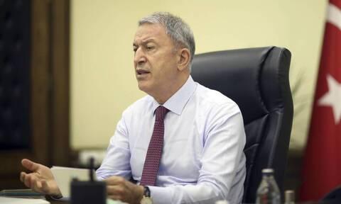 Προκαλεί και πάλι ο Ακάρ: Η Ελλάδα δεν θέλει διάλογο