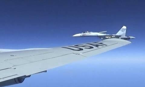 Ένταση στη Μαύρη Θάλασσα: Ρωσικά μαχητικά αναχαίτισαν αμερικανικά βομβαρδιστικά B-52