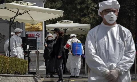 Κορονοϊός στην Κίνα: 10 νέα κρούσματα σε 24 ώρες - Όλα «εισαγόμενα»