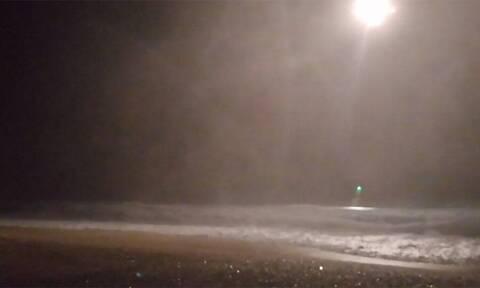 Κεφαλονιά: Διέσωσαν κολυμβητή και ναυαγοσώστη με ελικόπτερο στον Μύρτο