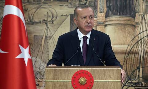 Εμπρηστική δήλωση Ερντογάν: Εύχομαι να μην πληρώσουν το ίδιο τίμημα όπως πριν 100 χρόνια