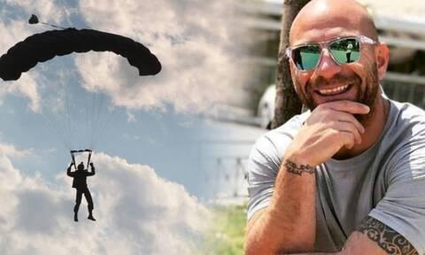 Κώστας Μελιγκώνης: Σήμερα η κηδεία του αλεξιπτωτιστή - «Παρών» στο τελευταίο αντίο ο Παναγιωτόπουλος