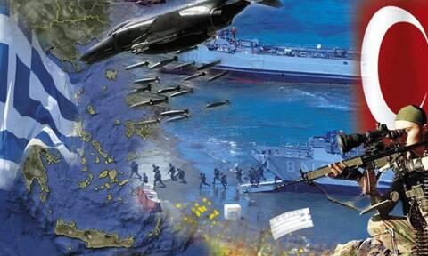 Πόλεμος Ελλάδας - Τουρκίας: Δείτε τις Ένοπλες Δυνάμεις των δύο χωρών (ΠΙΝΑΚΕΣ)