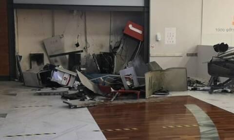 Πάτρα: Σπείρα με καλάσνικοφ «άδειασε» τρία ΑΤΜ - Tρομοκρατία θυμίζει το χτύπημα
