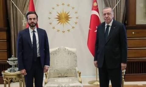 Απίστευτη ντροπή: Ο Πρόεδρος του Δικαστηρίου Ανθρωπ. Δικαιωμάτων βραβεύτηκε από το καθεστώς Ερντογαν