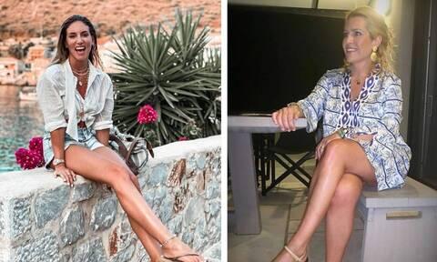 Τι φορούν οι μαμάδες της ελληνικής showbiz αυτήν την εποχή;