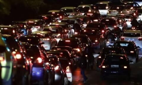 Σοβαρό τροχαίο στην παραλιακή - Ταλαιπωρία για τους οδηγούς