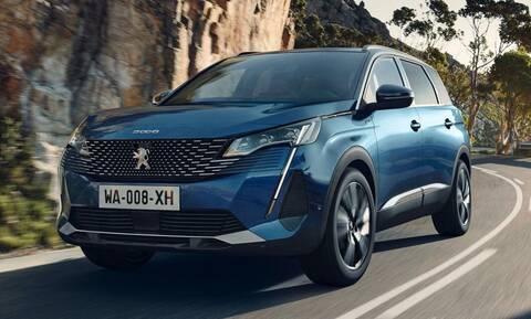 5008: H Peugeot ανανεώνει και το μεγάλο SUV της