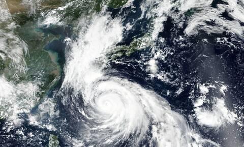 Ιαπωνία: Συναγερμός για τον τυφώνα Χάισεν - Φέρνει ισχυρούς ανέμους και καταιγίδες