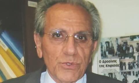 Πέθανε ο δημοσιογράφος και συγγραφέας Μανώλης Καραμπατσάκης
