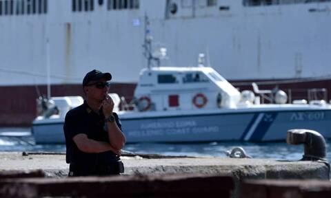 Πρέβεζα: Πυρκαγιά σε ιστιοφόρο σκάφος έξω από τη μαρίνα Ακτίου