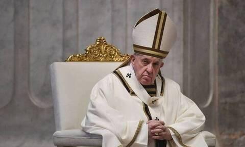 Πάπας Φραγκίσκος: «Το κουτσομπολιό είναι χειρότερο από τον κορονοϊό»