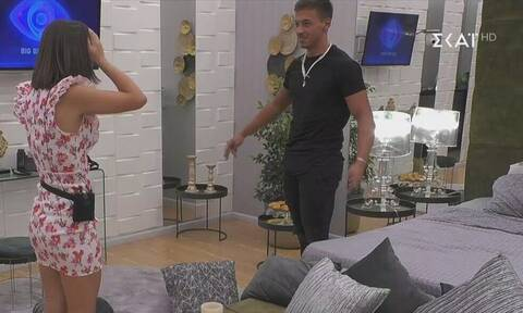 Big Brother: Η απόλυτη ανατροπή και το νέο φλερτ στο σπίτι (photos)