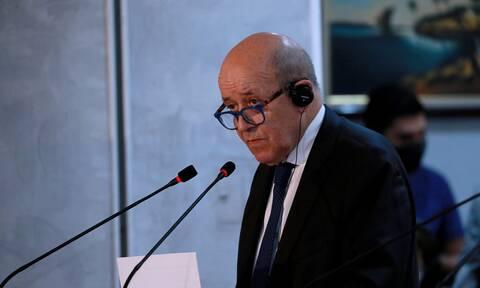 Προειδοποίηση Γάλλου ΥΠΕΞ: Έχουμε πολλά μέτρα στο τραπέζι και ο Ερντογάν το γνωρίζει