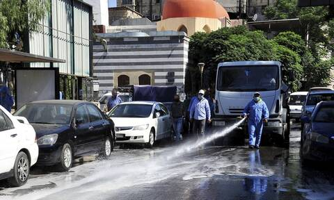 Τουλάχιστον 200 μέλη του προσωπικού του ΟΗΕ στη Συρία έχουν μολυνθεί με κορονοϊό