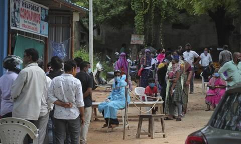 Κορονοϊός: H Ινδία ξεπέρασε τη Βραζιλία σε αριθμό κρουσμάτων