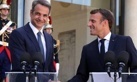 СМИ: Оборонное соглашение между Грецией и Францией будет подписано на этой неделе
