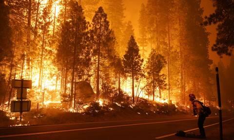 Πύρινη λαίλαπα κατακαίει την Καλιφόρνια - Συγκλονιστικές εικόνες