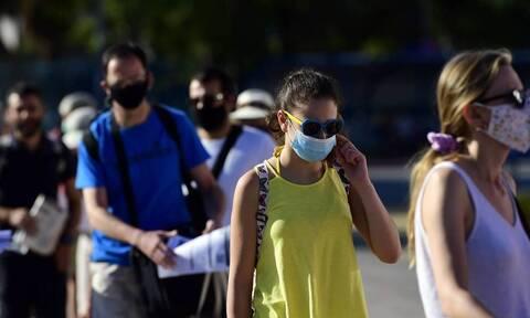 Κορονοϊός: Αυτό είναι το νέο μέτρο που εξετάζεται στην Ελλάδα