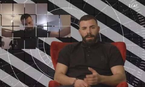 Big Brother: Ήξεραν πολύ καλά ποιος είναι ο Αλεξανδρίδης όταν τον έβαλαν εκεί μέσα!
