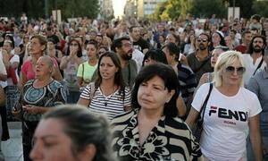 В Греции протестуют против ношения защитных масок в школах