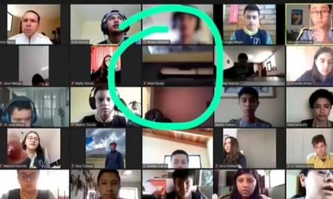 Βίντεο: Έκλεψαν μαθήτρια ζωντανά σε διαδικτυακό μάθημα