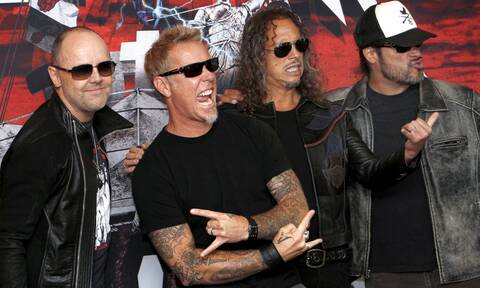 Οι Metallica σε ταινία της Disney!
